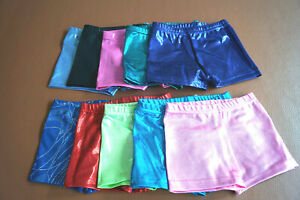 Shorts for Gymnastics or Dance  Child Size S ,M.