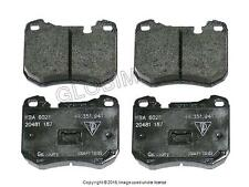 Porsche 924 928 944 '77-'89 FRONT Brake Pad Set TEXTAR +WARRANTY