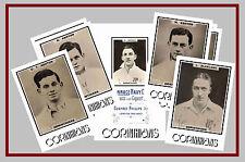 CORINTHIANS FC - RETRO 1920's STYLE - NEW COLLECTORS POSTCARD SET