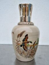 Lampe berger gres decor canards Breugnot Made in France