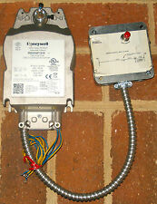 Honeywell MS4109F1210 Direct Coupled Actuator Fire and Smoke 120V
