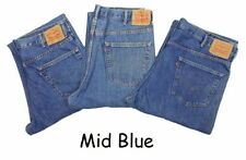 Mid Rise Relaxed Big & Tall 30L Jeans for Men
