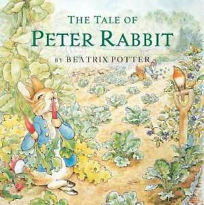 The Tale of Peter Rabbit - Paperback By Potter, Beatrix - GOOD