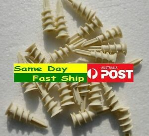 NYLON PLASTERBOARD Anchors WALL MATE HOBSON PANTHA FIXINGS Style-3 AU fast ship