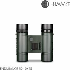 Hawke Endurance ED 10x25 Compact Binocular - Green