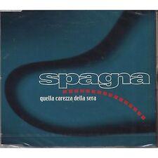 SPAGNA Quella carezza della sera NEW TROLLS UMBERTO BINDI CDs SINGLE 2001 SEALED