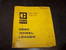 Cat Caterpillar 966C Wheel Loader Tractor Shop Service Repair Manual