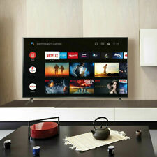 TCL 43EP658 43 Inch TV Smart 4K Ultra HD LED Freeview HD 2 HDMI 3 HDMI