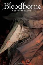 Bloodborne A Song of Crows #10 cover A Titan comic 1st Print 2019 unread NM