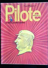 b)Pilote n°724 du 09/1973; L'Edelweiss sous la glace