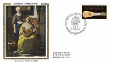 Canada FDC Sc # 878 Antique Instruments with Colorano cachet- WW 7321