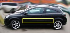 Body Side Mouldings Door Molding Protector Trim for Opel Astra H GTC 2005-2011