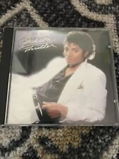 Thriller by Michael Jackson (CD, 1982 Epic)