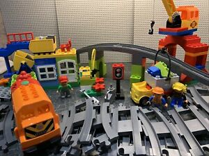 LEGO DUPLO 10508 DELUXE TRAIN SET BATTERY OPERATED Set