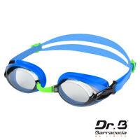 Barracuda Dr.B Prescription Swimming Goggles Anti-fog UV Protection #92295 Blue