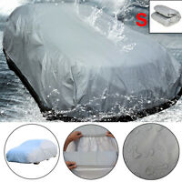 NEW Full Car Cover UV Protection Waterproof Breathable Medium Size:S Universal