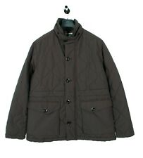 New G-Star Daven Quilted Grey Brown Men Jacket Coat Size XXL