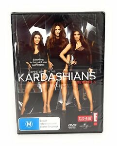 Keeping Up With The Kardashians Season 5 : NEW DVD Region 4 Free Postage