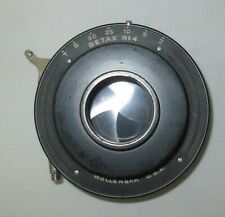 Wollensak Betax No 4 Shutter - With Mounting Plate