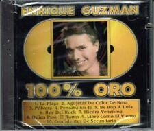 Enrique Guzman  100%  ORO  BRAND NEW FACTORY SEALED  CD