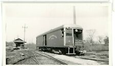 THE FOX & ILLINOIS UNION RAILWAY Railroad Interurban Yorkville Morris IL Photo