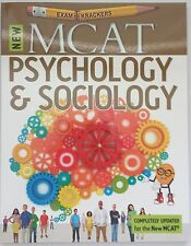 9th Examkrackers MCAT Psychology & Sociology (EXAMKRACKERS MCAT MANUALS)
