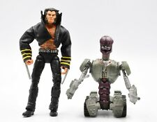 X-Men Classics - Wolverine with Sentinel Attack Action Figure & Robot
