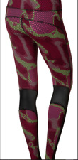 Nike Epic Lux Tights Red Multicolor Running pants S
