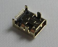 Mini USB Buchse 8 Pin 8P SMD Smartphone Kamera Navi PDA GPS Einbaubuchse 08