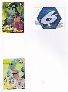 ^2001 Stealth FUSION #F2 Jeff Gordon BV$12! SCARCE!