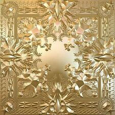 Jay-Z and Kanye West - Watch The Throne [CD]