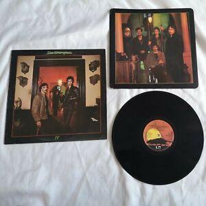 The Stranglers Rattus Norvegicus IV Punk Vinyl LP Fame 1977 Pls Read Description
