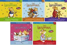 5 CDs * LEO LAUSEMAUS -ORIGINAL HÖRSPIEL ZU DEN BÜCHERN 1 -5 IM SET # NEU OVP KX