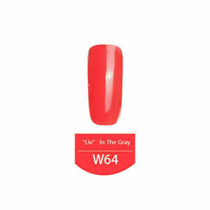 Gel Color Soak-off UV/LED Nail Polish Art Manicure 155 Colors 15ml/0.5fl.oz