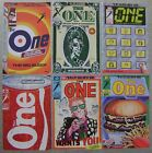 THE ONE #1-6 MARVEL COMICS LIMITED SERIES 1985 Copper COMPLETE SET VF to NM