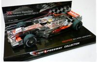 MINICHAMPS 084342 McLAREN MP4-23 F1 race car LEWIS HAMILTON FUJI JAPAN 2008 1:43