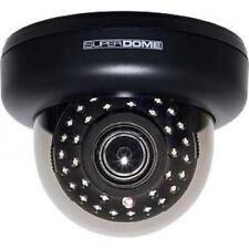 EYEMAX ID-6335V SUPER-DOME Security Camera SONY EFFIO 700 TVL EX-VIEW CCD, 35 IR
