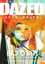 DAZED & CONFUSED August 2011 GUEST-EDITOR BJORK Stefano Pilati MIKE MILLS @New@