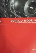 2008 Harley Davidson SOFTAIL SOFT TAILS MODELS Service Shop Manual Set W ELECTRI