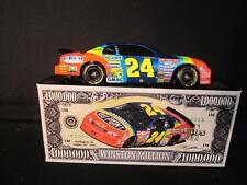 ACTION PLATINUM SERIES JEFF GORDON #24 (NIB) MILLION DOLLAR  DATE CHEVY MONTE