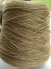 Sunray Yarns. Rayon/cotton/mix. Color Jute, wght 2lb or 880gr