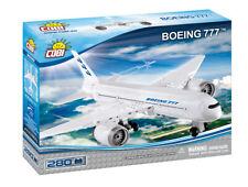 Cobi-26261-Boeing 777-Building Blocks-New in Sealed Box!