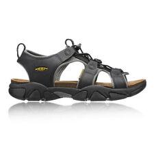 Sandalias deportivas de mujer de color principal negro