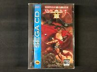 Shadow of the Beast II (Sega CD, 1994) Brand New Factory Sealed