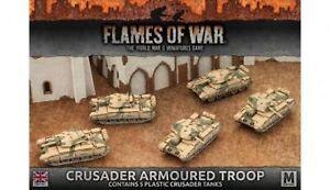 Flames of War Crusader Armoured Troop