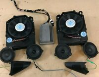 BMW 3 SERIES E92 COUPE HIFI AUDIO SYSTEM SPEAKERS COMPLETE SET KIT 9253190 AMP
