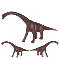 "10"" Long Jurassic Realistic Brachiosaurus Dinosaur Dino Figure For Kids Toy Gift"