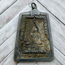 MAP10 Triangular Khun Phaen Amulet Pendant From Thailand