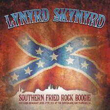 LYNYRD SKYNYRD - SOUTHERN FRIED ROCK BOOGIE   CD NEW+