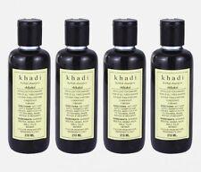 Khadi Natural Shikakai Herbal Shampoo 210 ML For Hair Soft and Smooth (Set of 4)